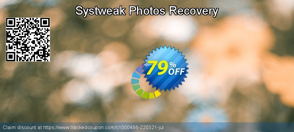 Systweak Photos Recovery coupon on New Year's Day deals