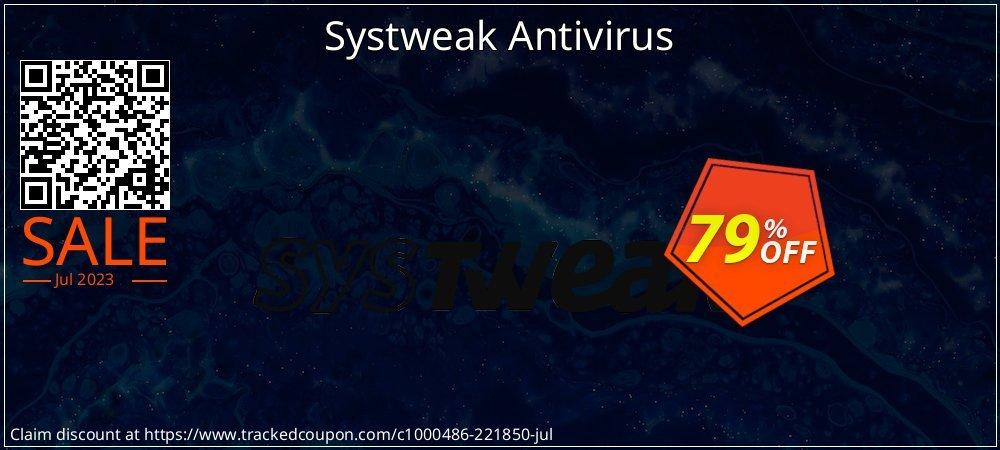Systweak Antivirus coupon on Happy New Year sales