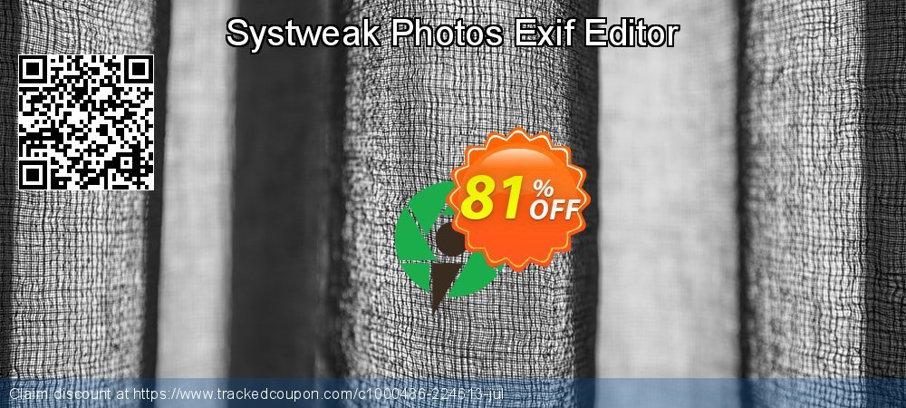 Systweak Photos Exif Editor coupon on New Year's Day sales