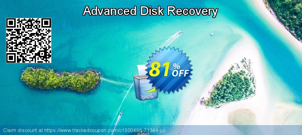 Advanced Disk Recovery coupon on New Year deals