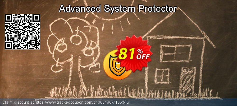 Advanced System Protector coupon on New Year's Day deals