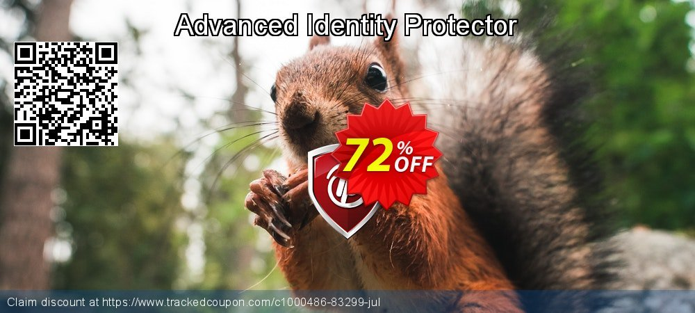 Advanced Identity Protector coupon on Lunar New Year offering discount
