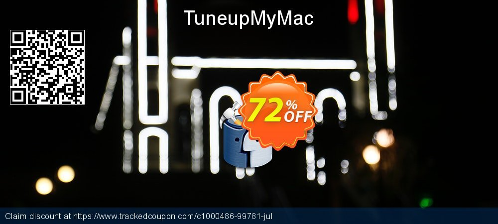 TuneupMyMac coupon on New Year's Day discounts