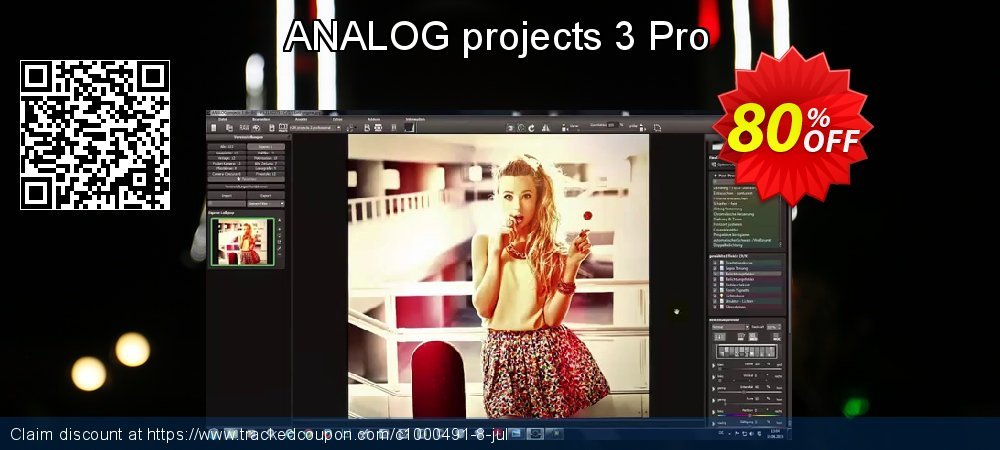 Get 20% OFF ANALOG projects 3 Pro promotions