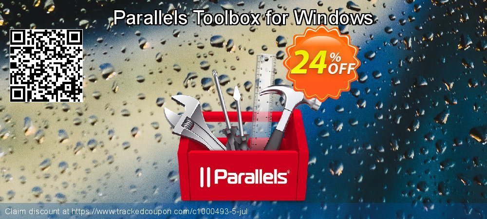 Parallels Toolbox for Windows coupon on Chinese National Day discount