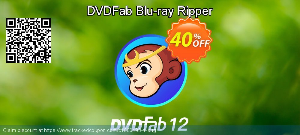 DVDFab Blu-ray Ripper coupon on World UFO Day deals