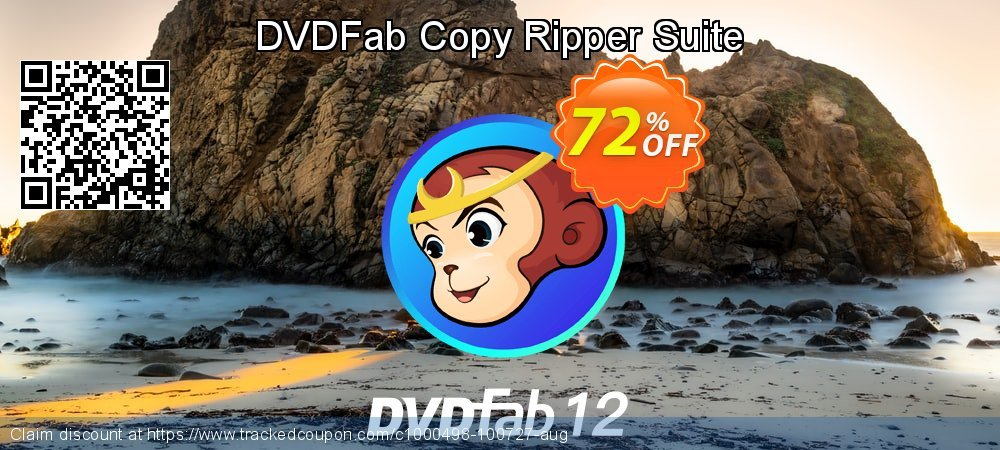 DVDFab Copy Ripper Suite coupon on National Bikini Day promotions
