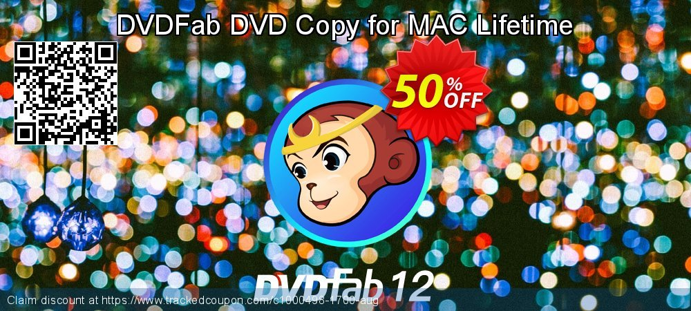 DVDFab DVD Copy for MAC Lifetime coupon on World UFO Day promotions