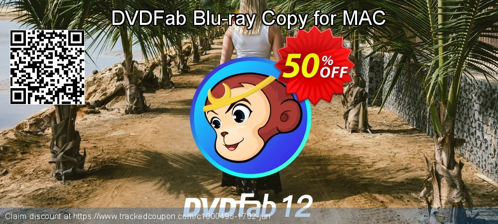 DVDFab Blu-ray Copy for MAC coupon on Video Game Day deals