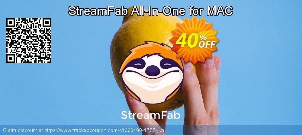 DVDFab Downloader All-In-One for MAC coupon on Mothers Day sales