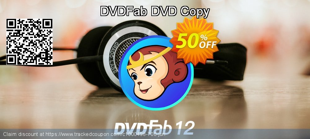DVDFab DVD Copy coupon on Parents' Day discounts