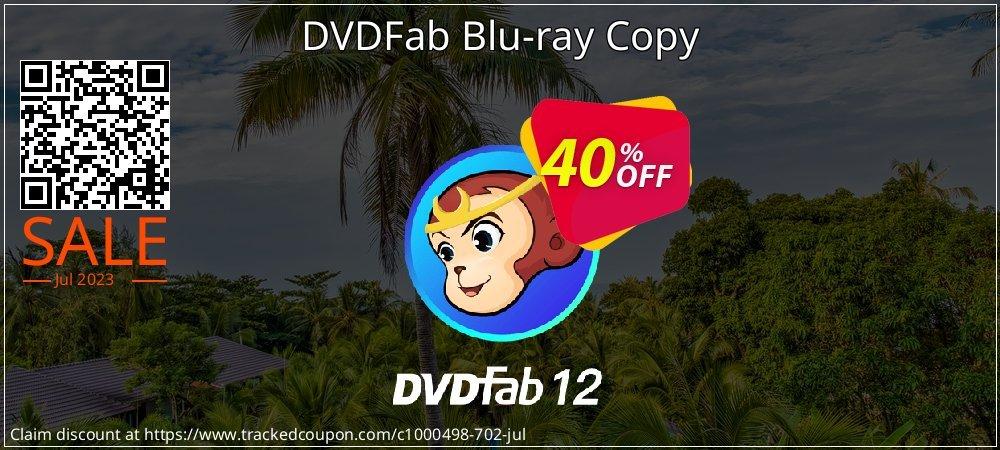 DVDFab Blu-ray Copy coupon on National Bikini Day sales