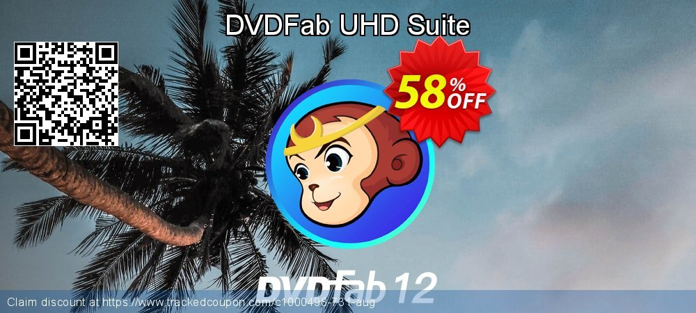 DVDFab UHD Suite coupon on National French Fry Day offer
