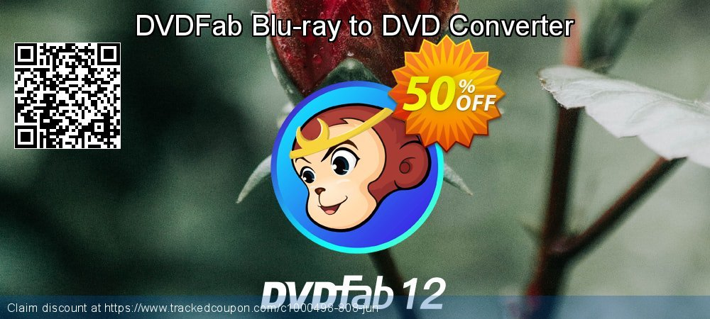DVDFab Blu-ray to DVD Converter coupon on World Chocolate Day discounts