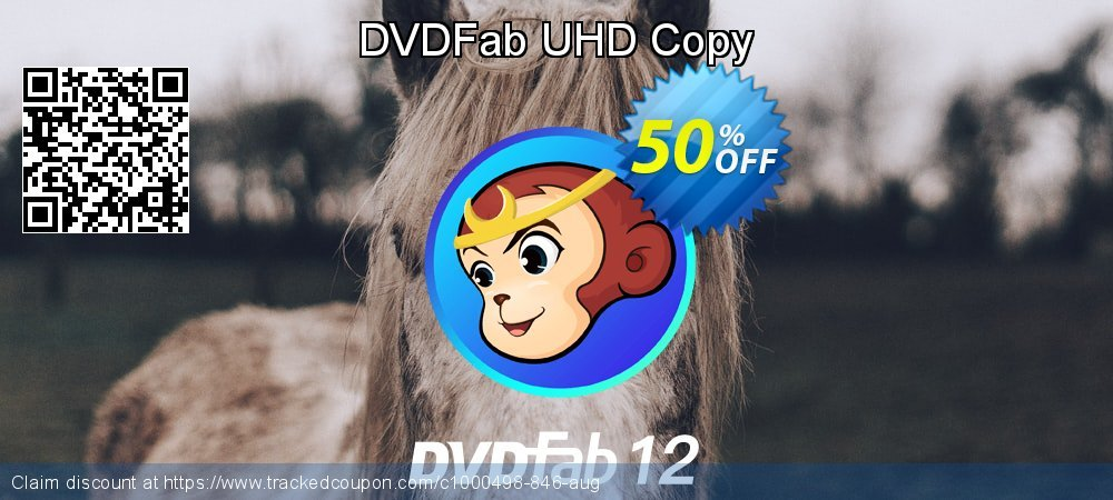 DVDFab UHD Copy coupon on American Independence Day sales