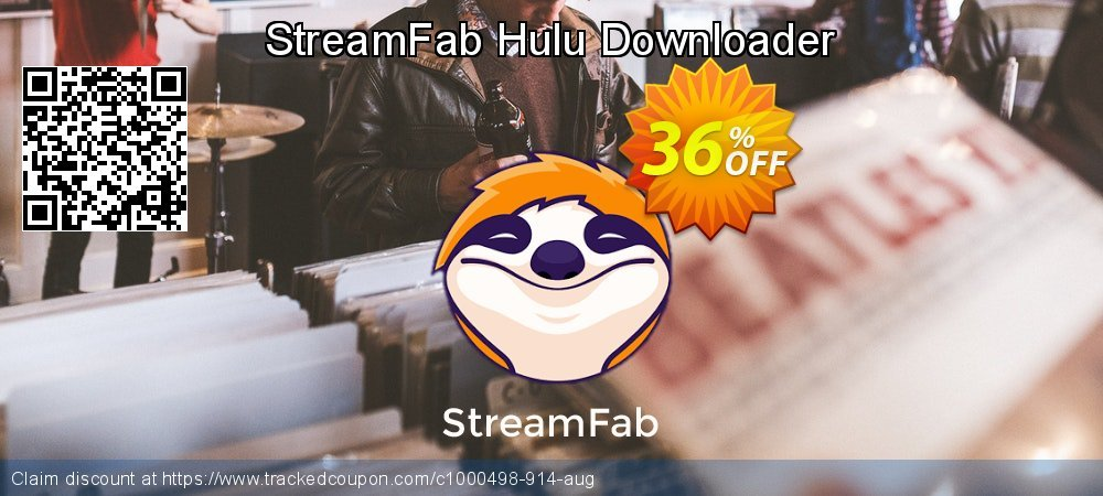 DVDFab Hulu Downloader coupon on Mom Day discount