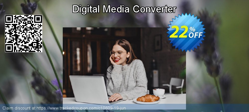 Get 20% OFF Digital Media Converter sales