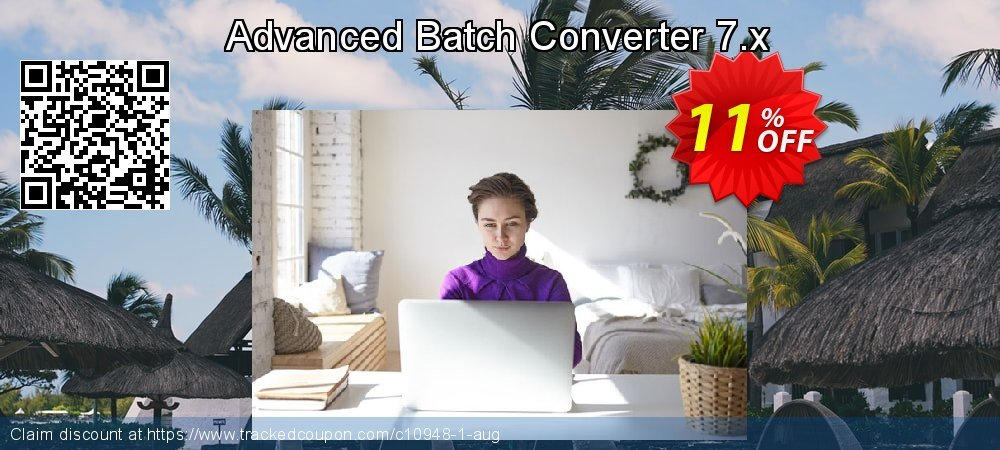 Advanced Batch Converter 7.x coupon on New Year's Day offering discount