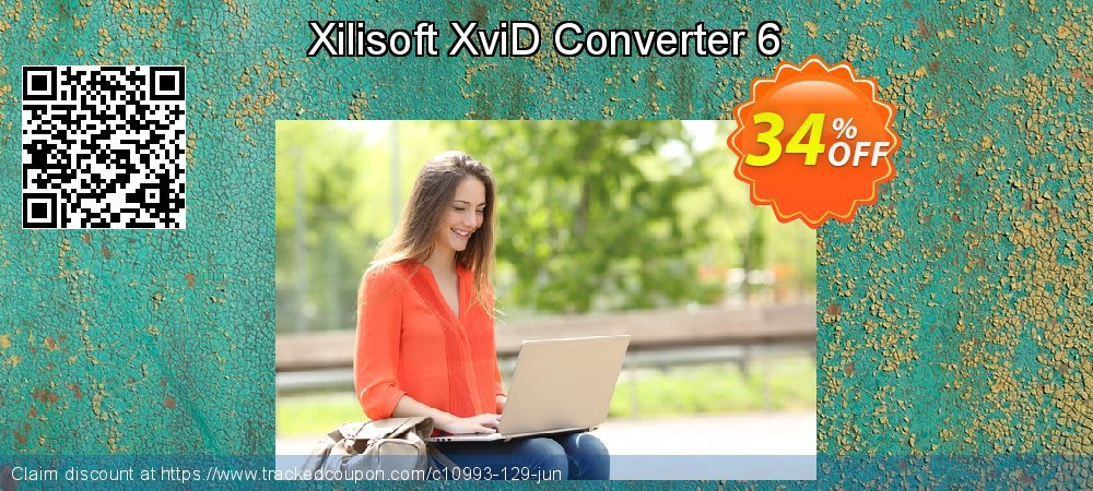 Get 30% OFF Xilisoft XviD Converter 6 offer