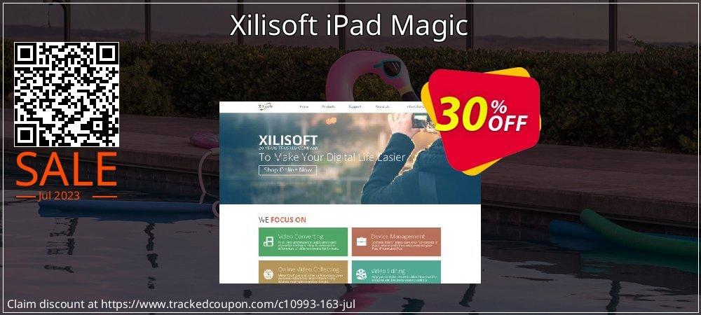 Get 30% OFF Xilisoft iPad Magic offering sales