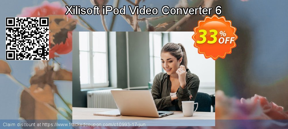 Get 30% OFF Xilisoft iPod Video Converter 6 discount