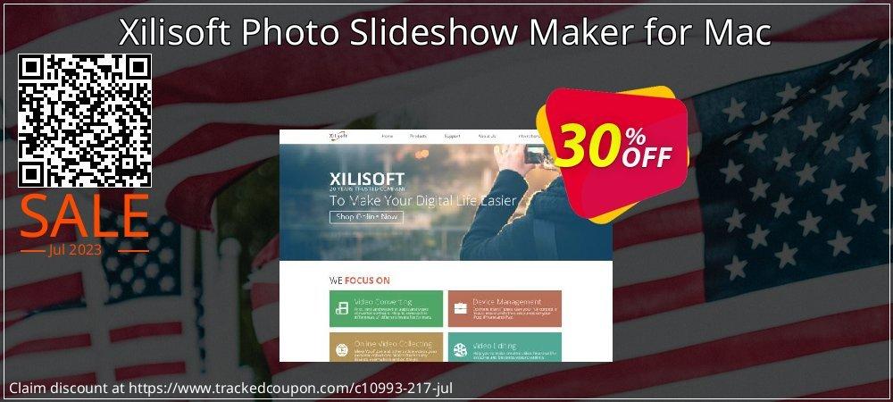 Get 30% OFF Xilisoft Photo Slideshow Maker for Mac offering sales