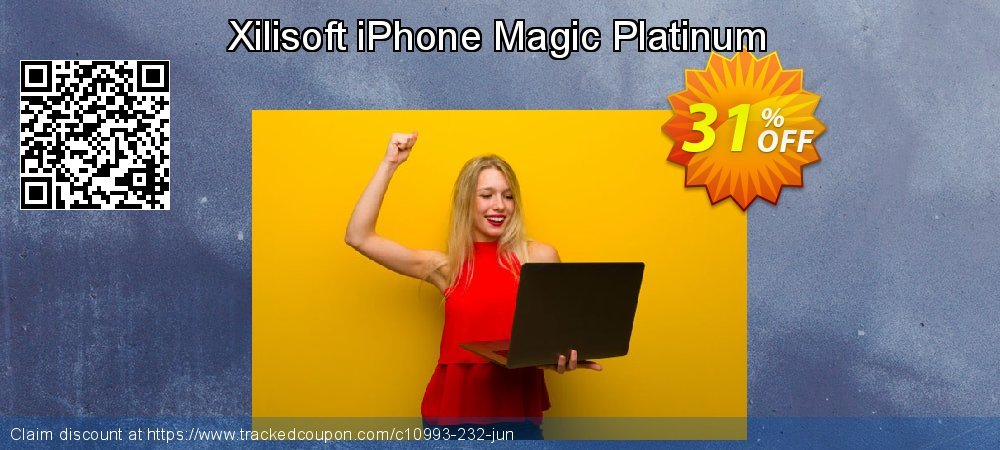 Xilisoft iPhone Magic Platinum coupon on Thanksgiving offer
