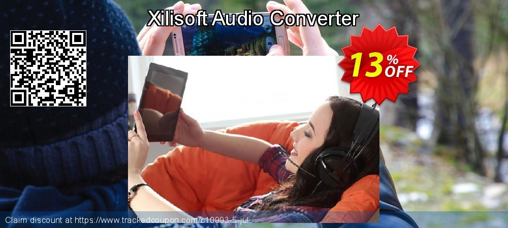 Get 10% OFF Xilisoft Audio Converter 6 promo