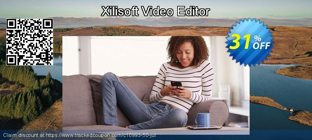 Xilisoft Video Editor 2 coupon on Halloween promotions