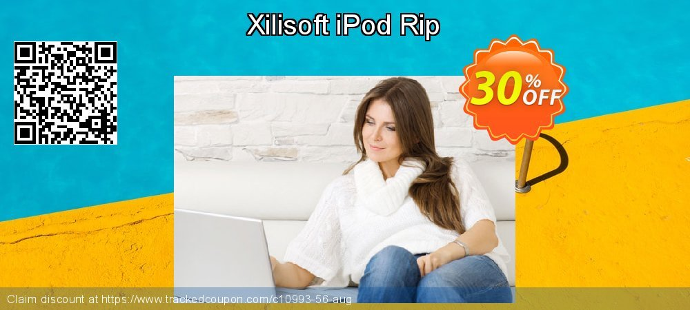 Xilisoft iPod Rip coupon on Halloween offering sales