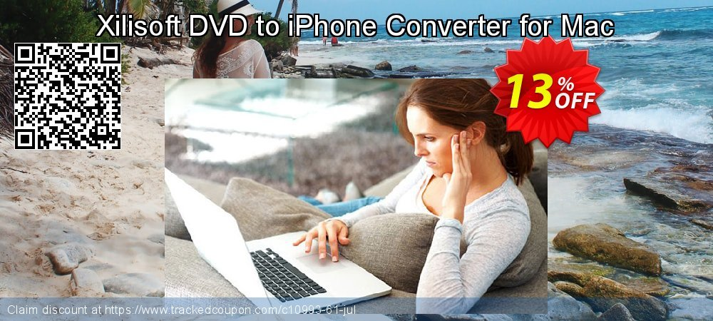 Xilisoft DVD to iPhone Converter for Mac coupon on Father's Day discount