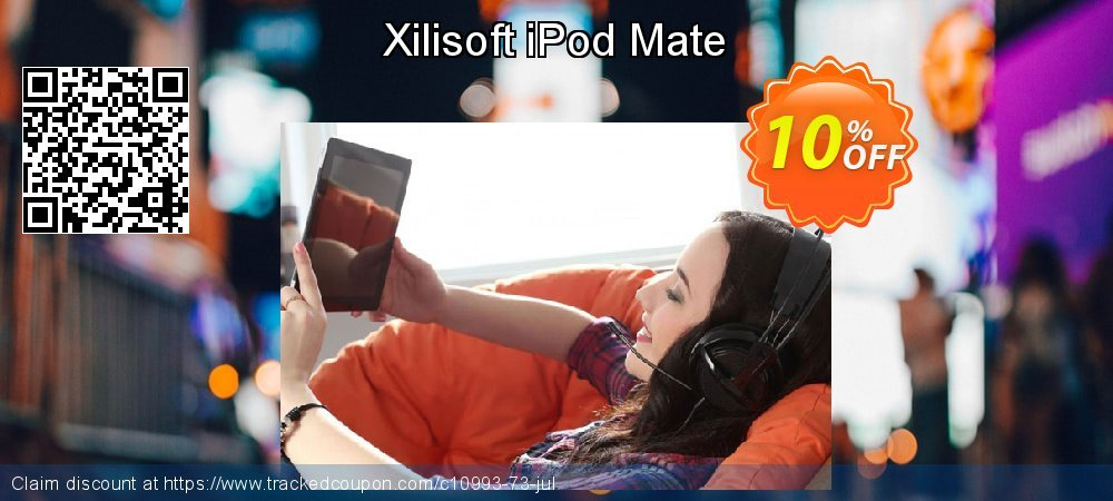 Xilisoft iPod Mate coupon on Halloween offering discount