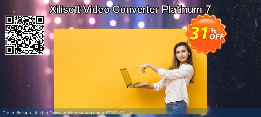 Get 30% OFF Xilisoft Video Converter Platinum 7 offering sales