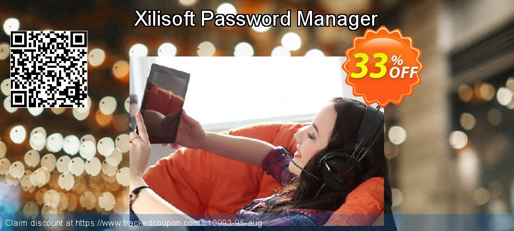 Get 30% OFF Xilisoft Password Manager sales