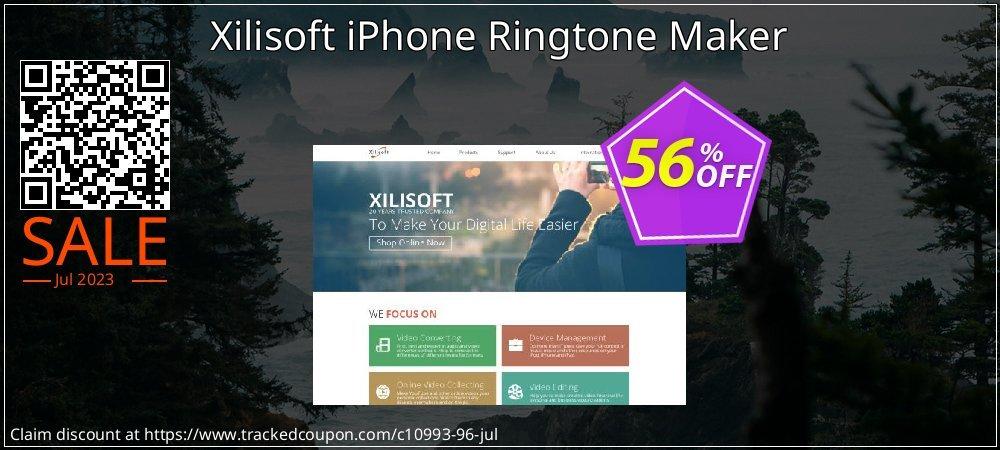 Xilisoft iPhone Ringtone Maker coupon on Halloween sales