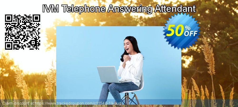 IVM Telephone Answering Attendant coupon on Lunar New Year offer
