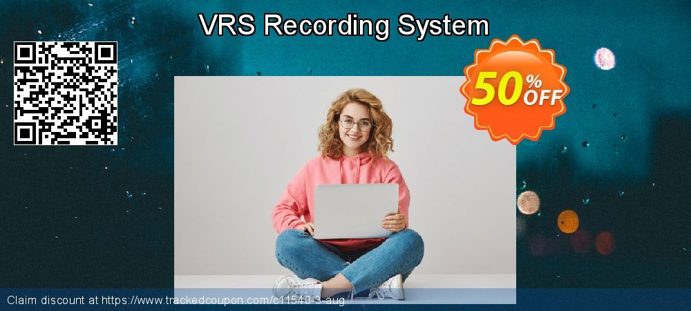 VRS Recording System coupon on Lunar New Year offering discount