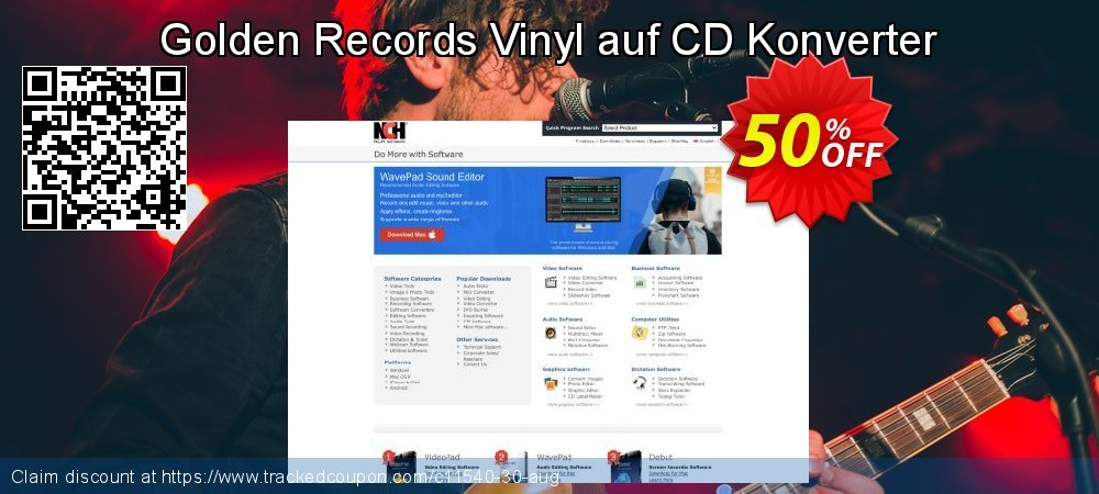 Golden Records Vinyl auf CD Konverter coupon on Happy New Year offering discount