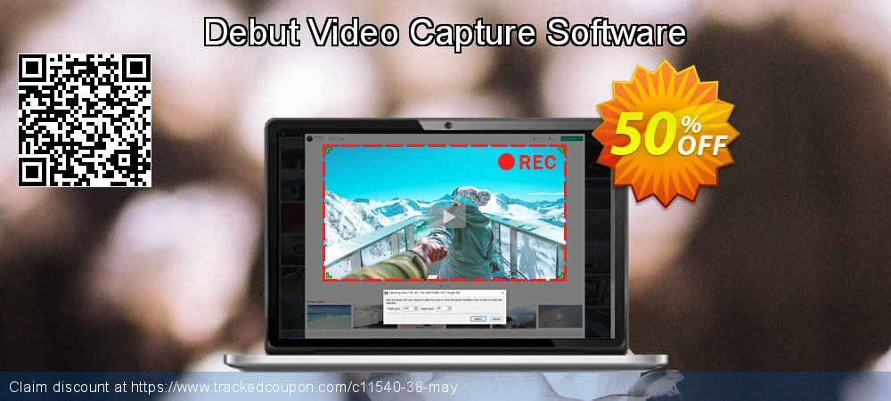 Debut Video Capture Software coupon on Happy New Year discount
