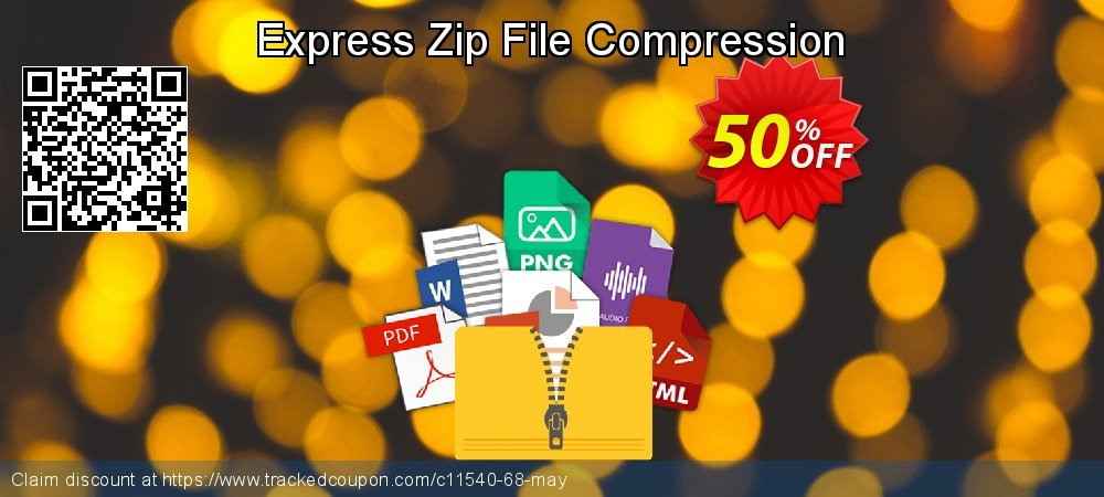 Express Zip File Compression coupon on New Year super sale