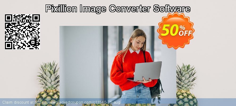 Get 15% OFF Pixillion Image Converter deals