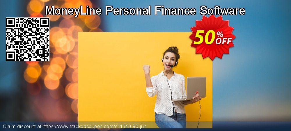 MoneyLine Personal Finance Software coupon on Happy New Year deals