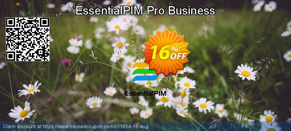 EssentialPIM Pro Business coupon on New Year offering sales