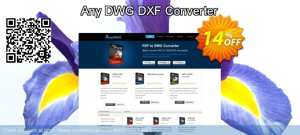 Get 14% OFF Any DWG DXF Converter deals
