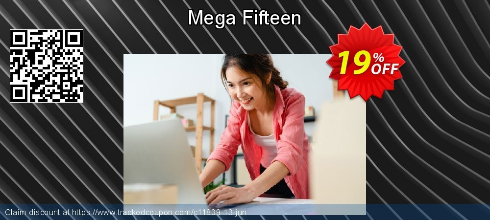 Mega Fifteen coupon on Back to School coupons offering sales