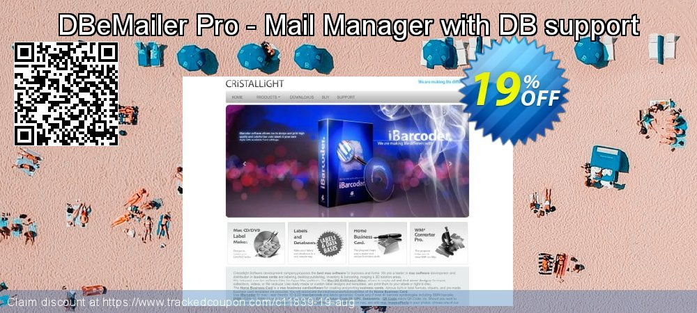 DBeMailer Pro - Mail Manager with DB support coupon on University Student offer offer
