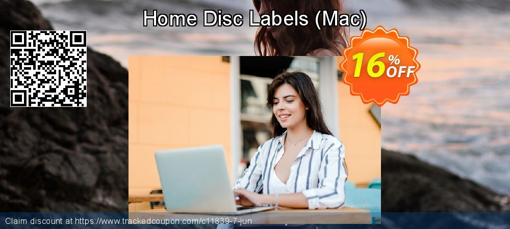 Home Disc Labels - Mac  coupon on Back to School promotion promotions
