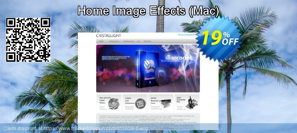 Home Image Effects - Mac  coupon on Happy New Year offer