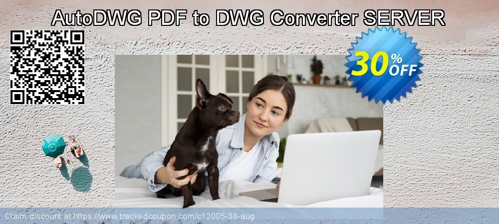 Get 30% OFF AutoDWG PDF to DWG Converter SERVER offering sales