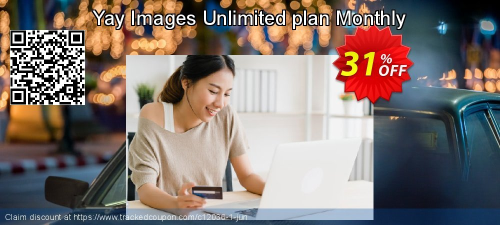 Yay Images Unlimited plan Monthly coupon on Mothers Day discounts